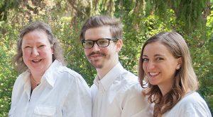 Gruppenbild von Magit Mirchovic-Palatin, Martin Blasl und Valerie Rapatz - Jamina Paukner/Pumperlgsund